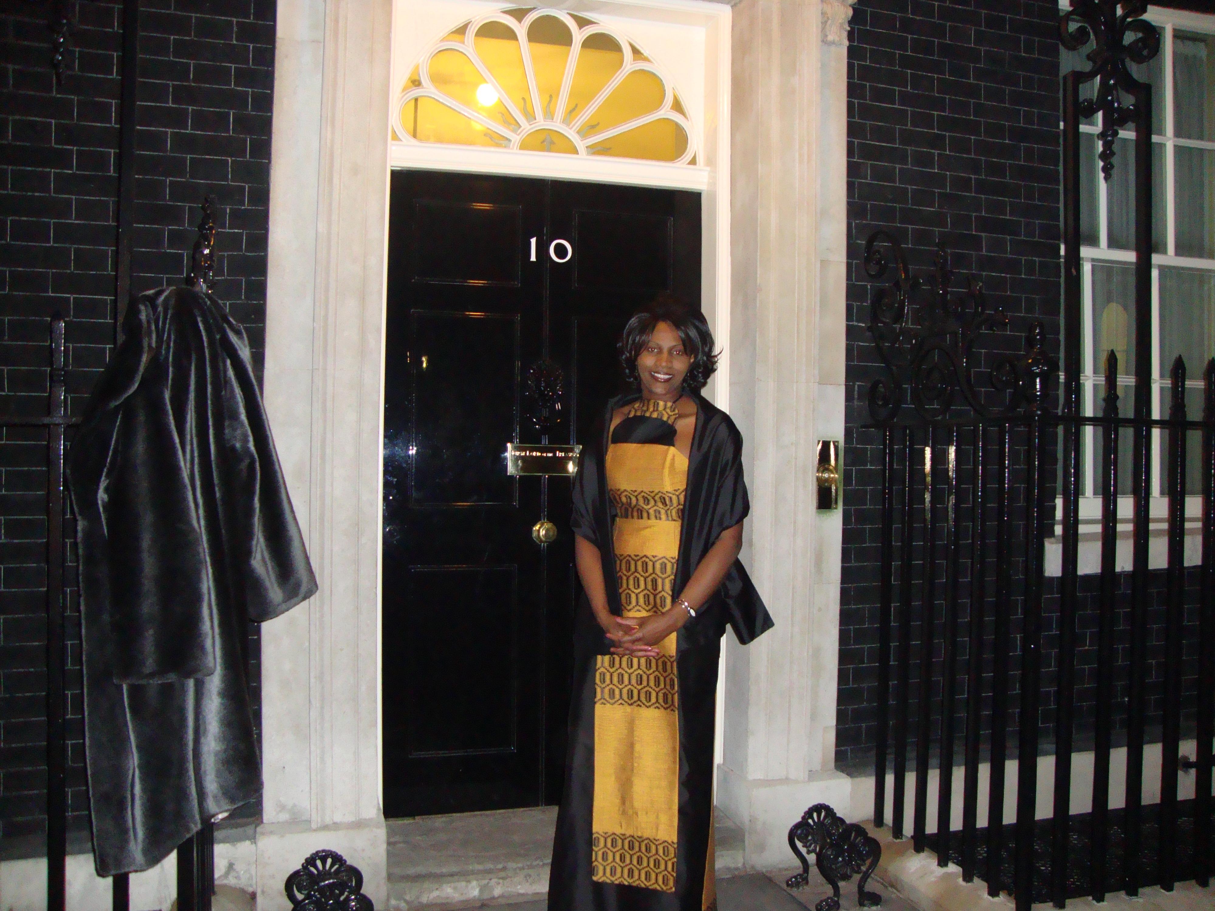 Caroline Marsh 10 Downing Street